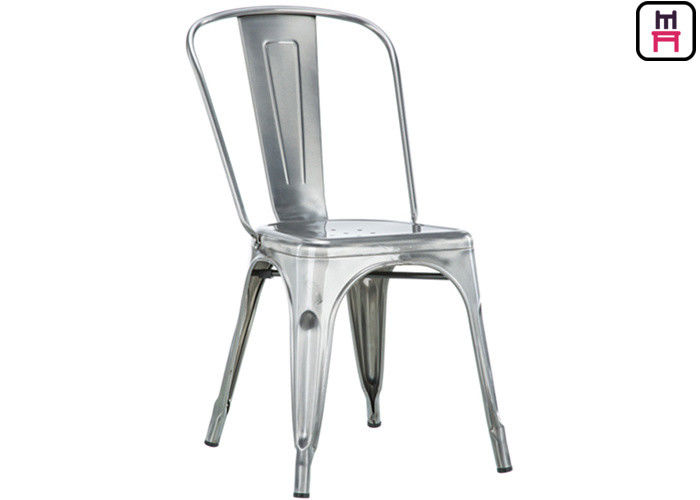 Industrial Style Modern Tolix Metal Chairs For Hotel / Office / Wedding