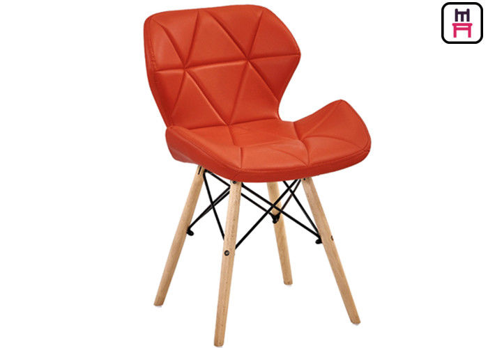 Plastic canteen chairs leather seats armchair eames for Eames plastic chair replica