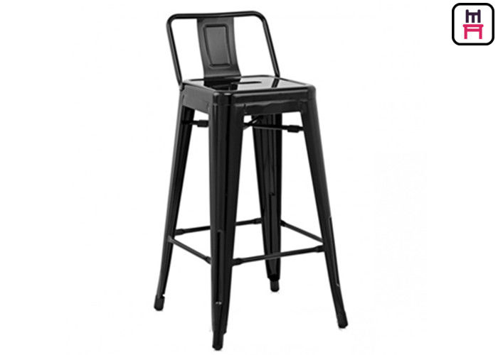 Tolix Metal Chairs Restaurant Bar Stools Industrial Style