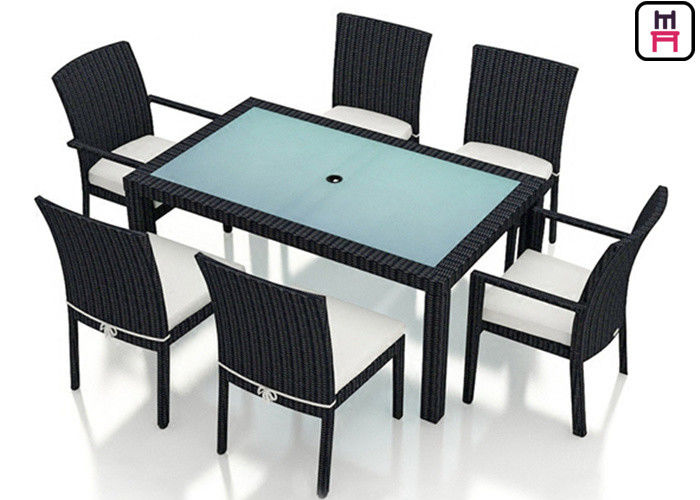 Outdoor Patio Furniture High Top Table Commercial Grade Dining