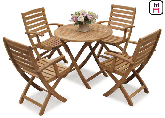 Rectangle Round Square Folding Table And Chairs Solid