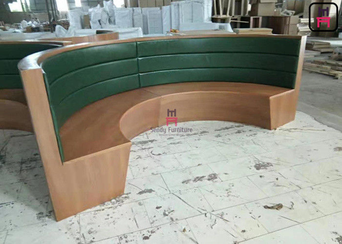 Fantastic 1 2 Circle Wood Chigh Back Restaurant Booths Custom Made 3 Gmtry Best Dining Table And Chair Ideas Images Gmtryco