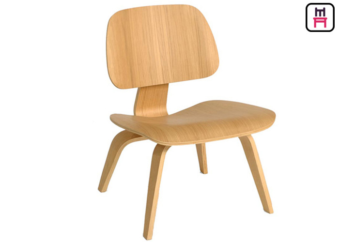 eames lcw armless wood restaurant chairs modern furniture for bar