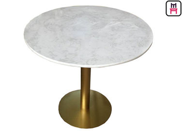 Stainless Steel Base Commercial Restaurant Tables