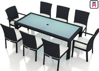 Outdoor Patio Furniture High Top Table Commercial Grade Outdoor