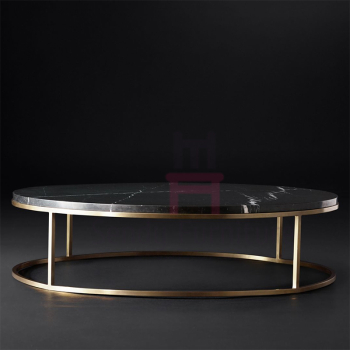Low Elegant Round Coffee Tables , Custom Corrosion Resistance Low Tables For Living Room